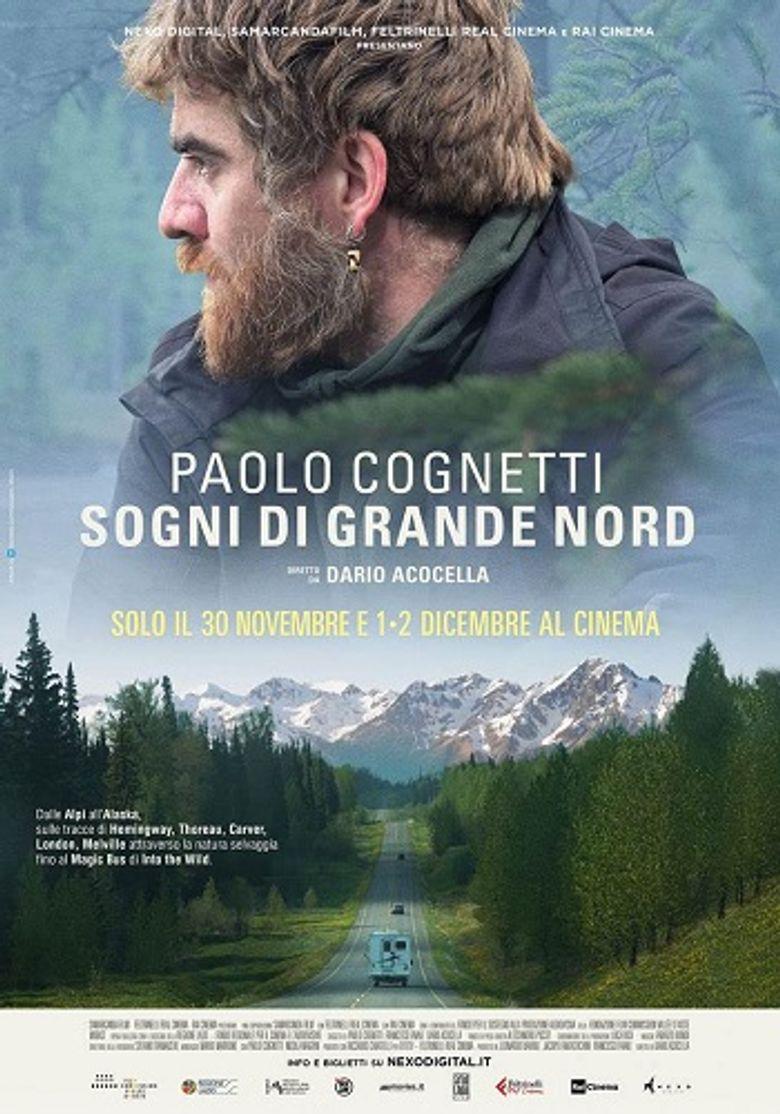 Paolo Cognetti. Sogni di Grande Nord Poster