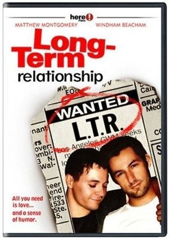 Long-Term Relationship Poster