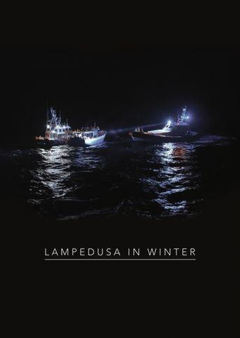Lampedusa in Winter Poster