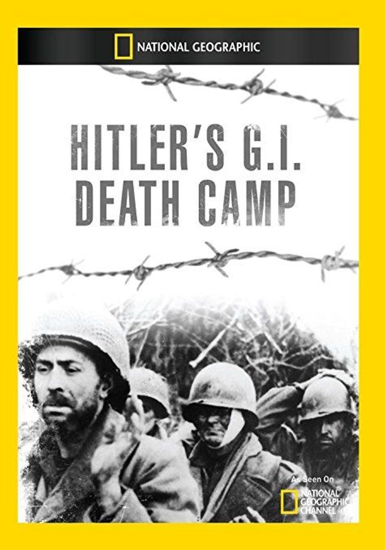 Hitler's G.I. Death Camp Poster