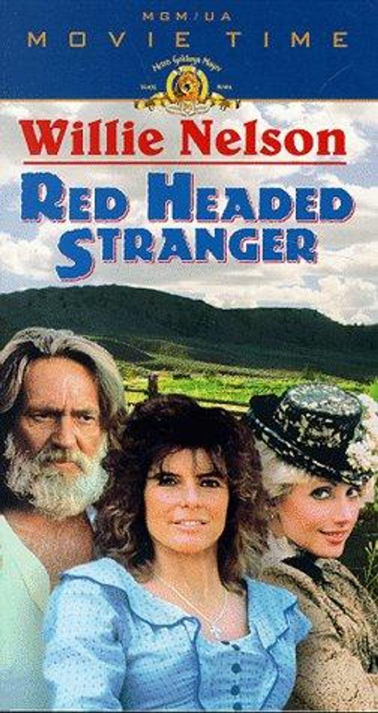 Red Headed Stranger Poster