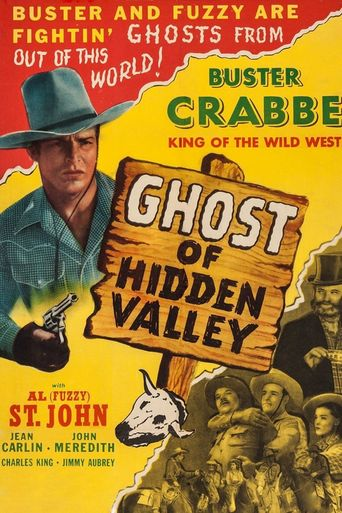 Ghost Of Hidden Valley Poster