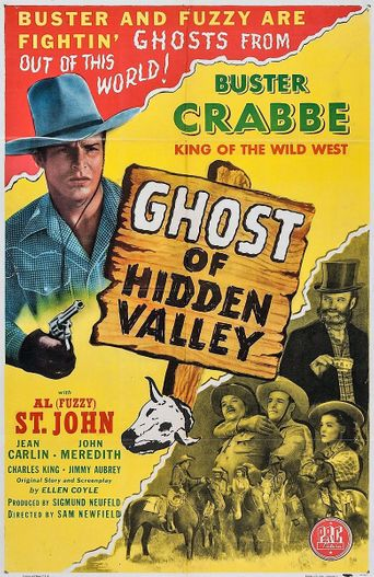 Watch Ghost Of Hidden Valley
