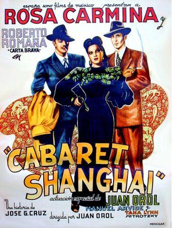 Cabaret Shanghai Poster