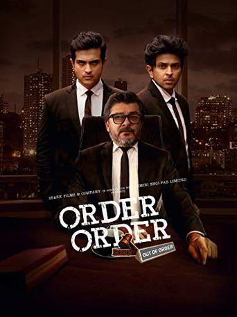 Order Order Out of Order Poster