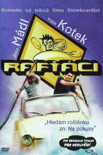 Rafters Poster