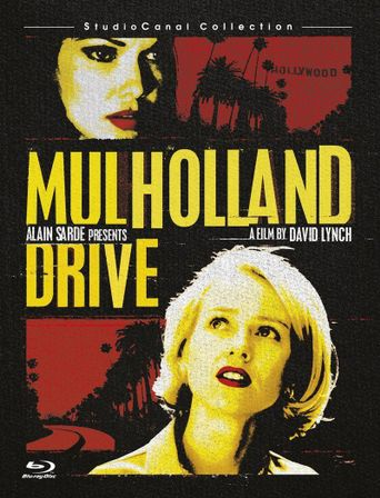 The Making of: Mulholland Drive Poster