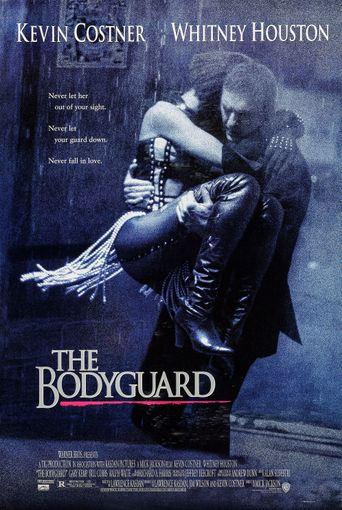 The Bodyguard Poster