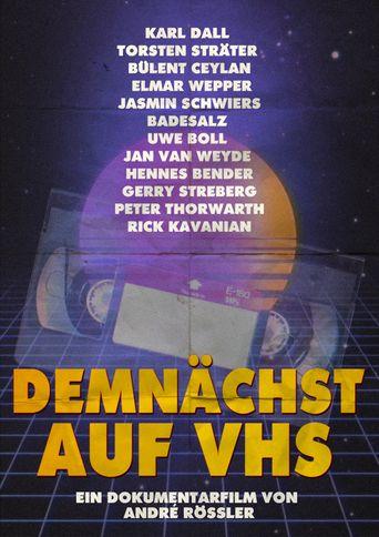 Demnächst auf VHS Poster