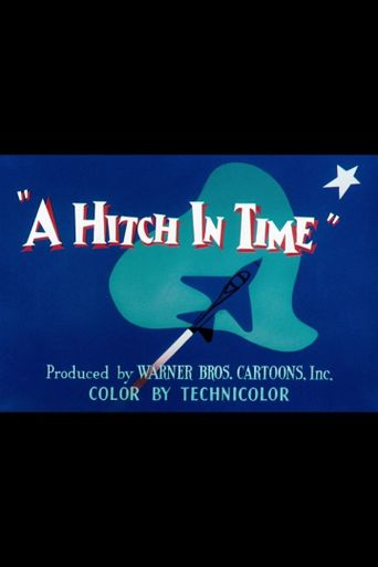 A Hitch in Time Poster