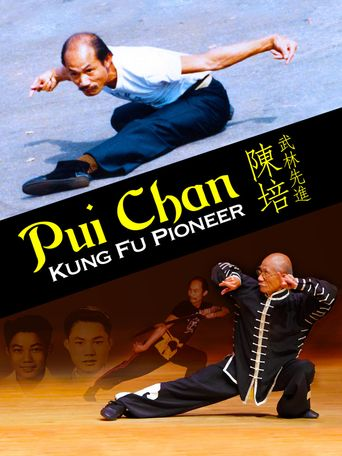 Pui Chan: Kung Fu Pioneer Poster