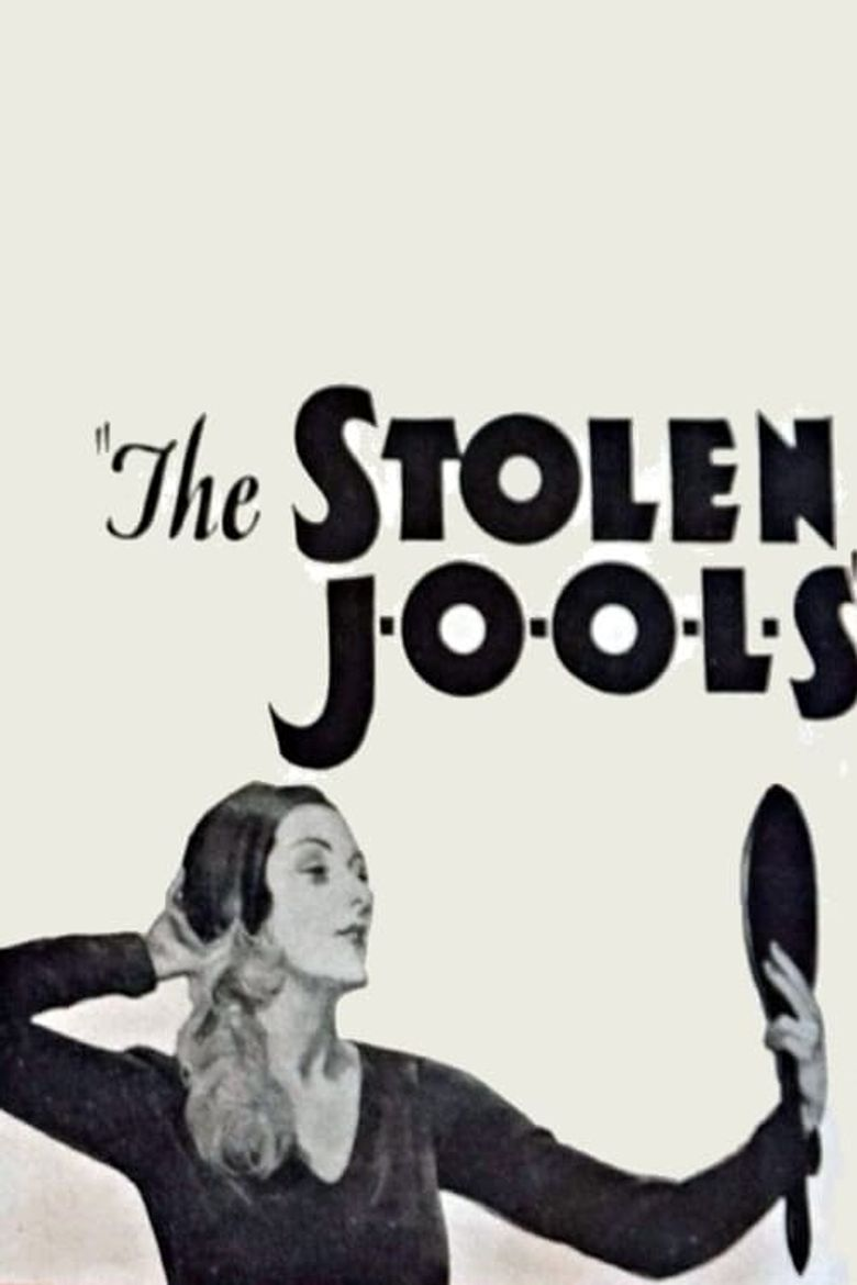The Stolen Jools Poster