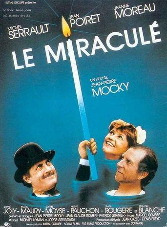 Le miraculé Poster