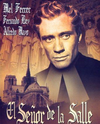 El señor de La Salle Poster