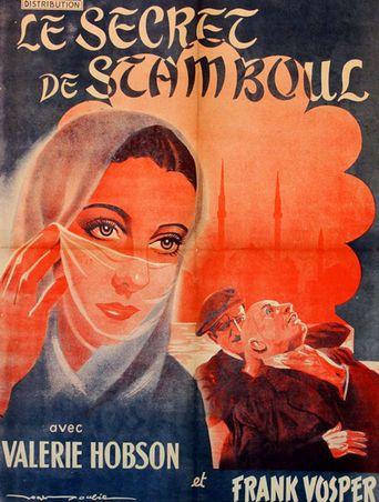 Secret of Stamboul Poster