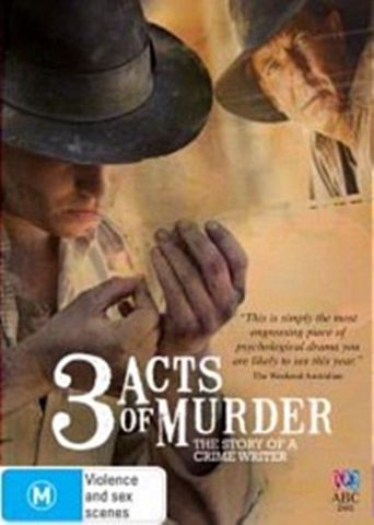 3 Acts of Murder Poster