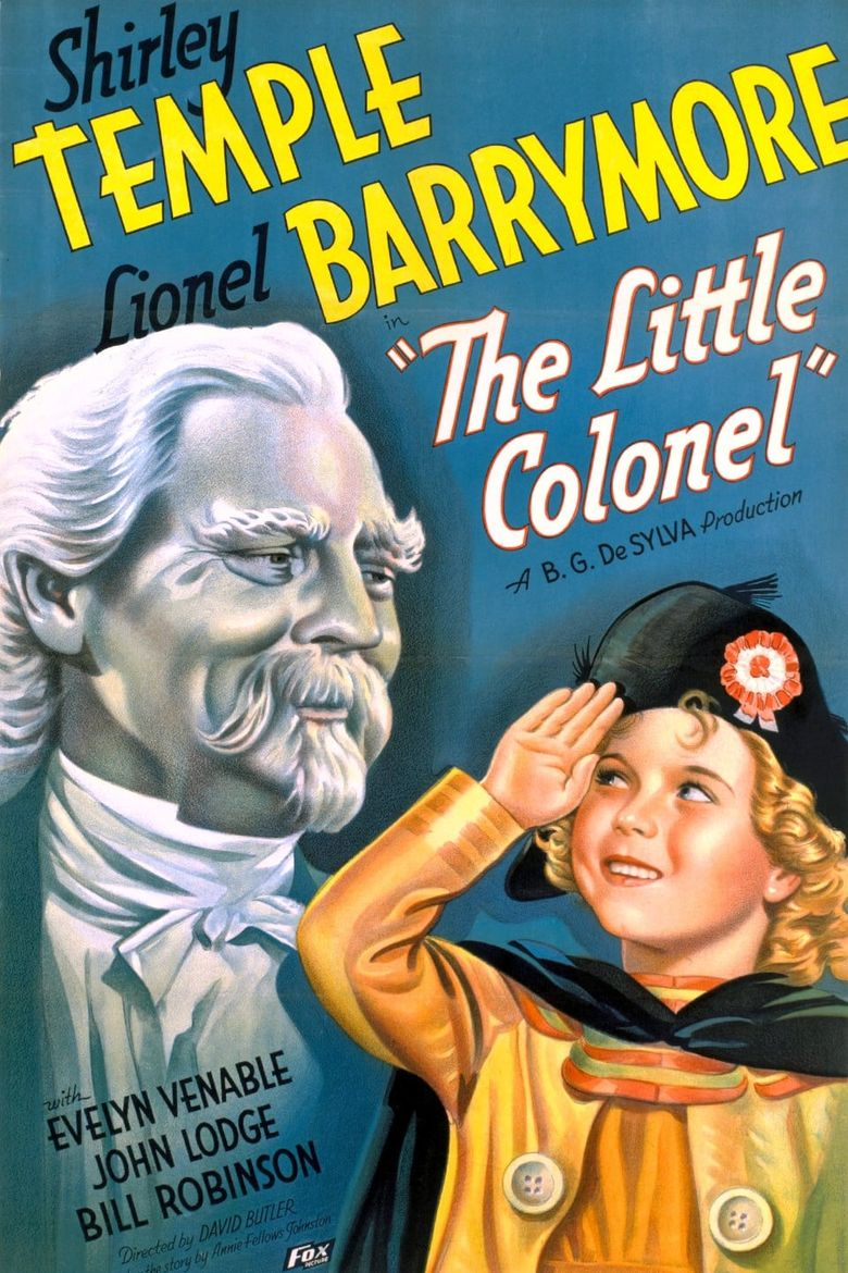The Little Colonel Poster