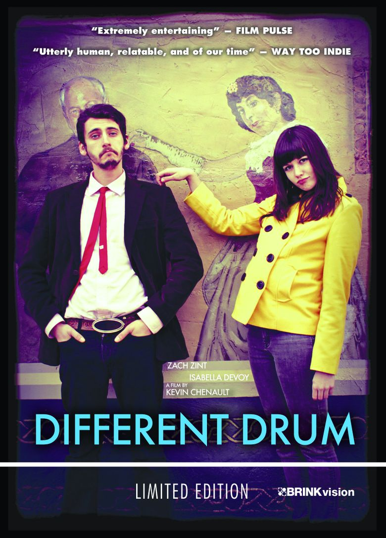 Different Drum Poster