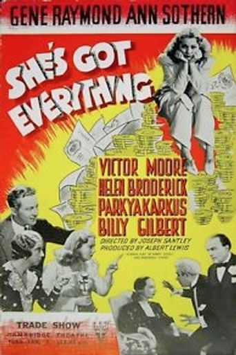 She's Got Everything Poster
