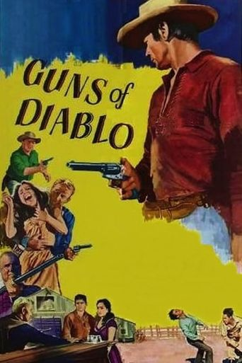 Guns of Diablo Poster