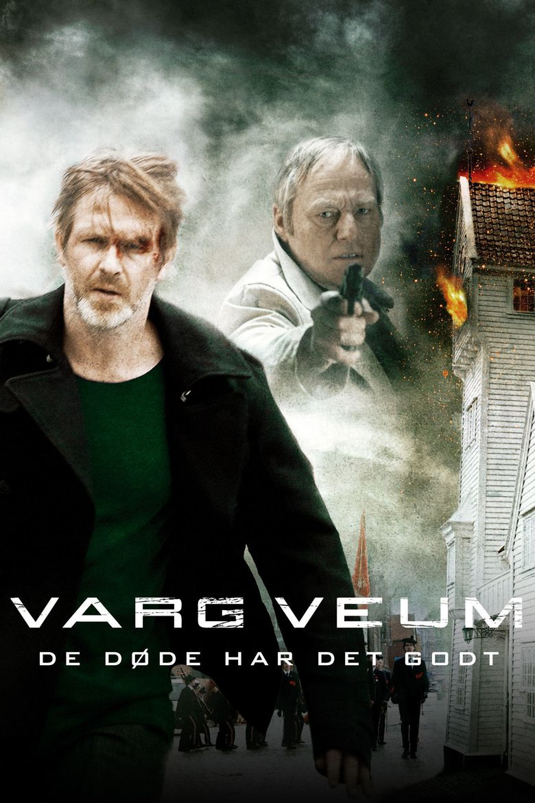 Varg Veum - The Dead Have It Easy Poster