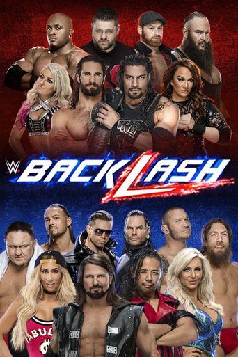 WWE Backlash 2018 Poster