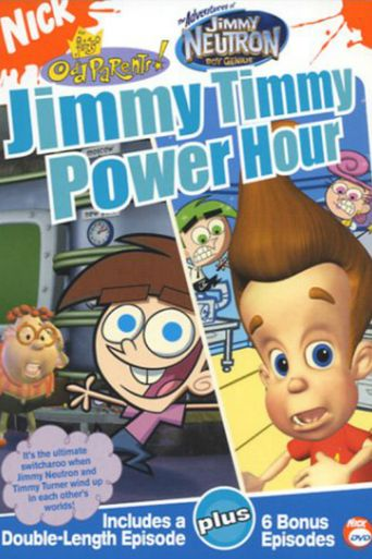 Jimmy Timmy Power Hour Poster