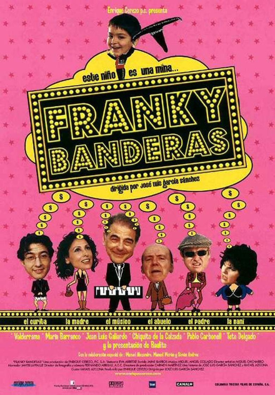 Franky Banderas Poster