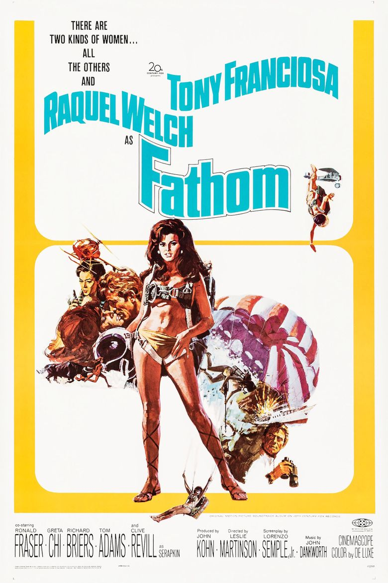 Watch Fathom