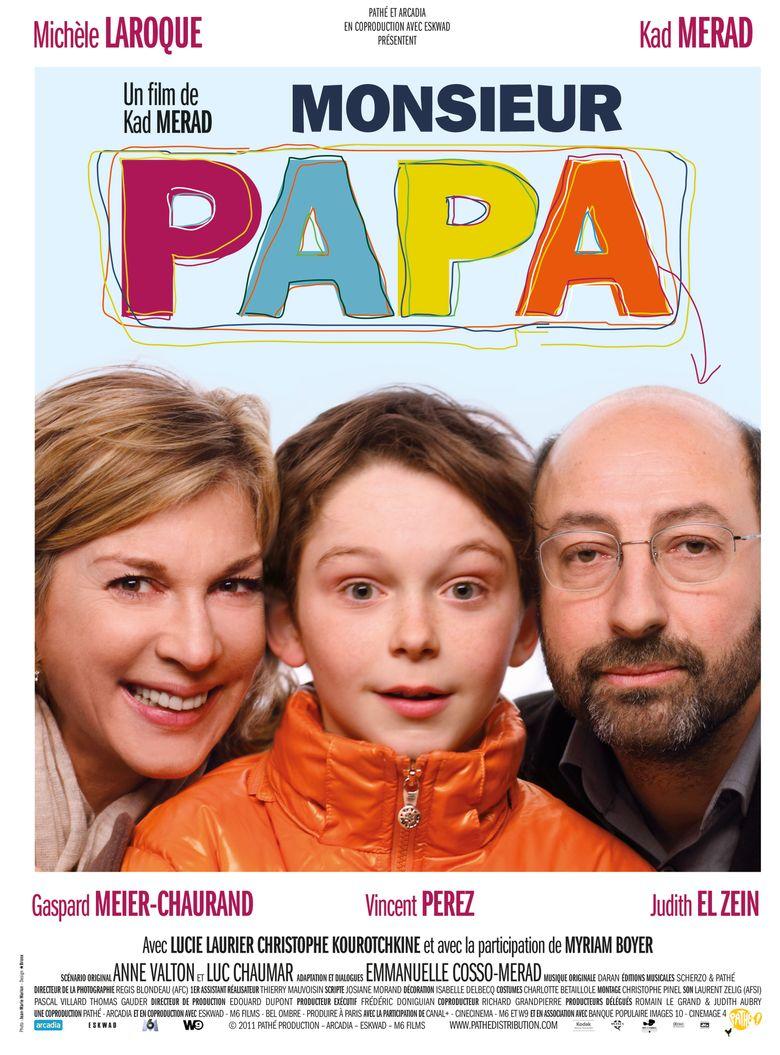 Monsieur Papa Poster