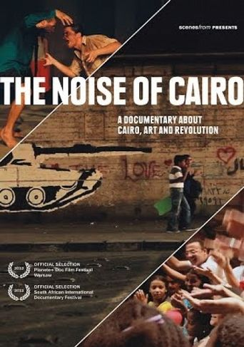 The Noise of Cairo Poster