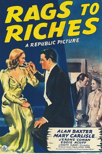 Rags to Riches Poster