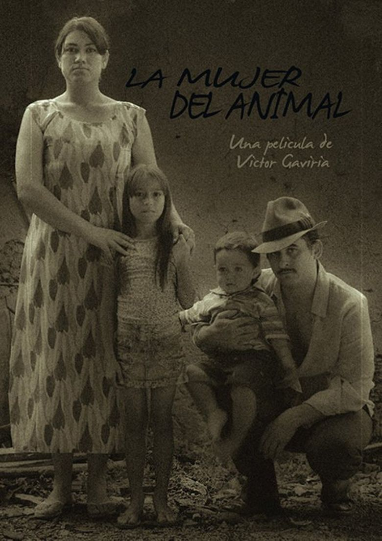 The Animal's Wife Poster