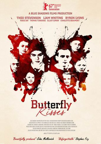 Butterfly Kisses Poster