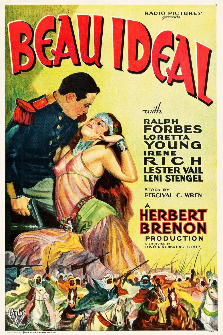 Beau Ideal Poster