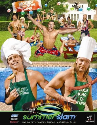 WWE SummerSlam 2006 Poster