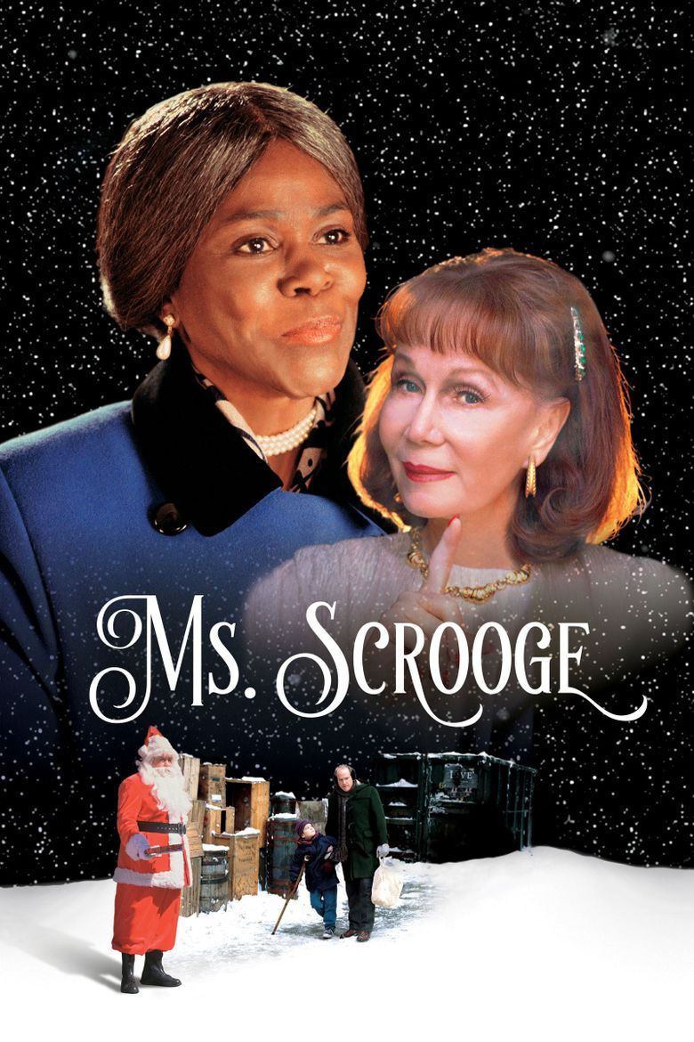 Ms. Scrooge Poster