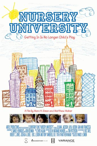 Watch Nursery University
