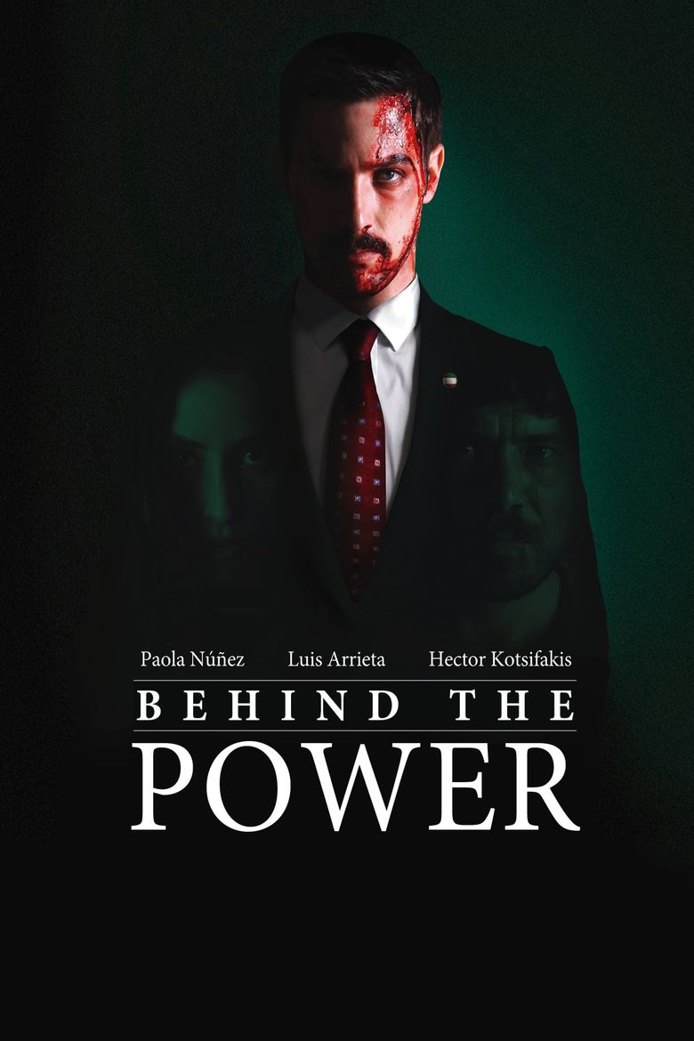 Behind the Power Poster