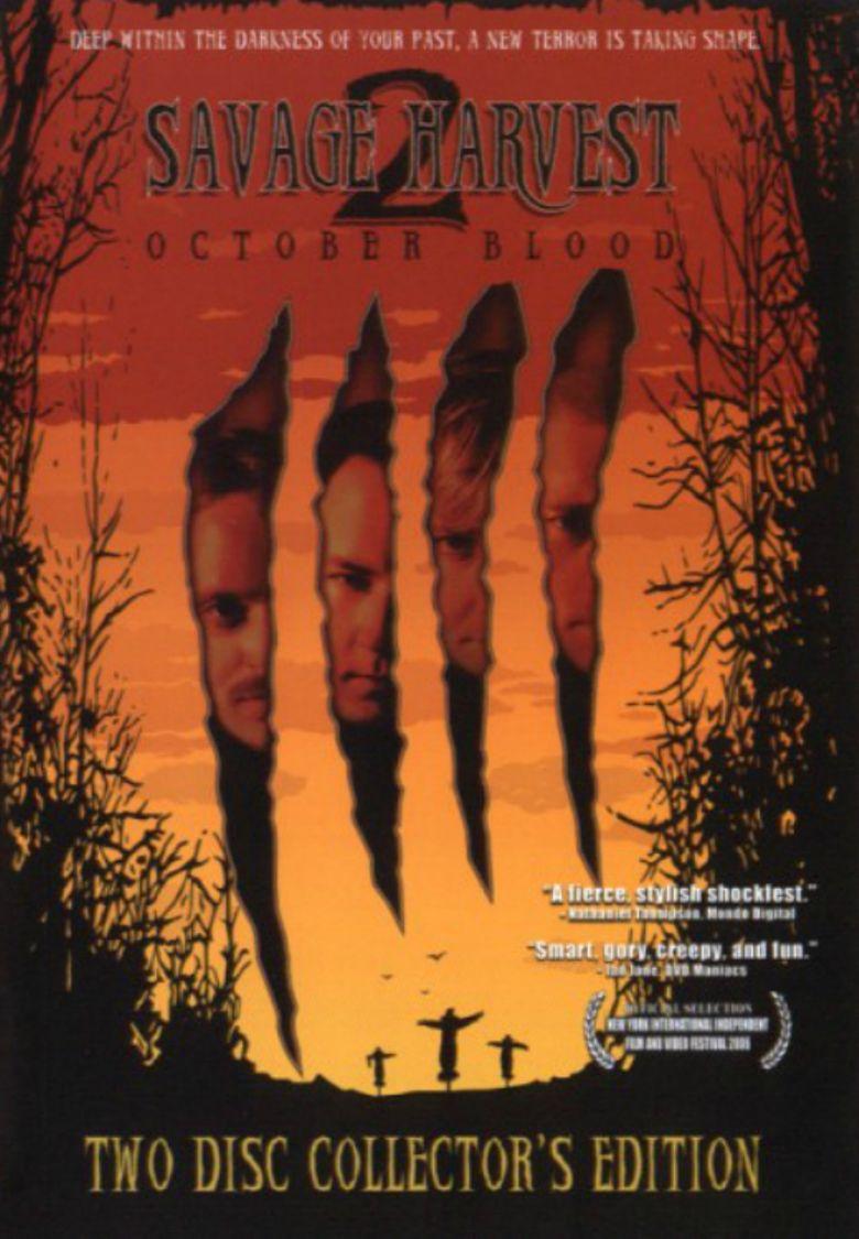Savage Harvest 2: October Blood Poster