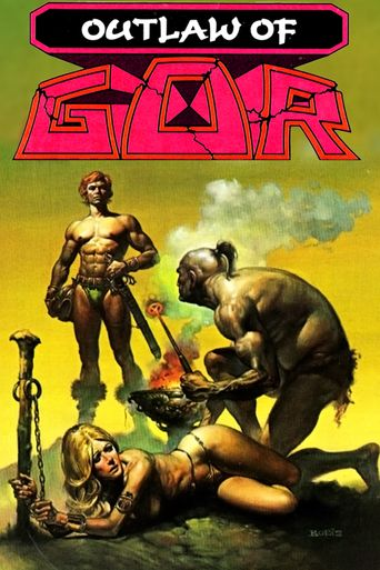 Outlaw of Gor Poster