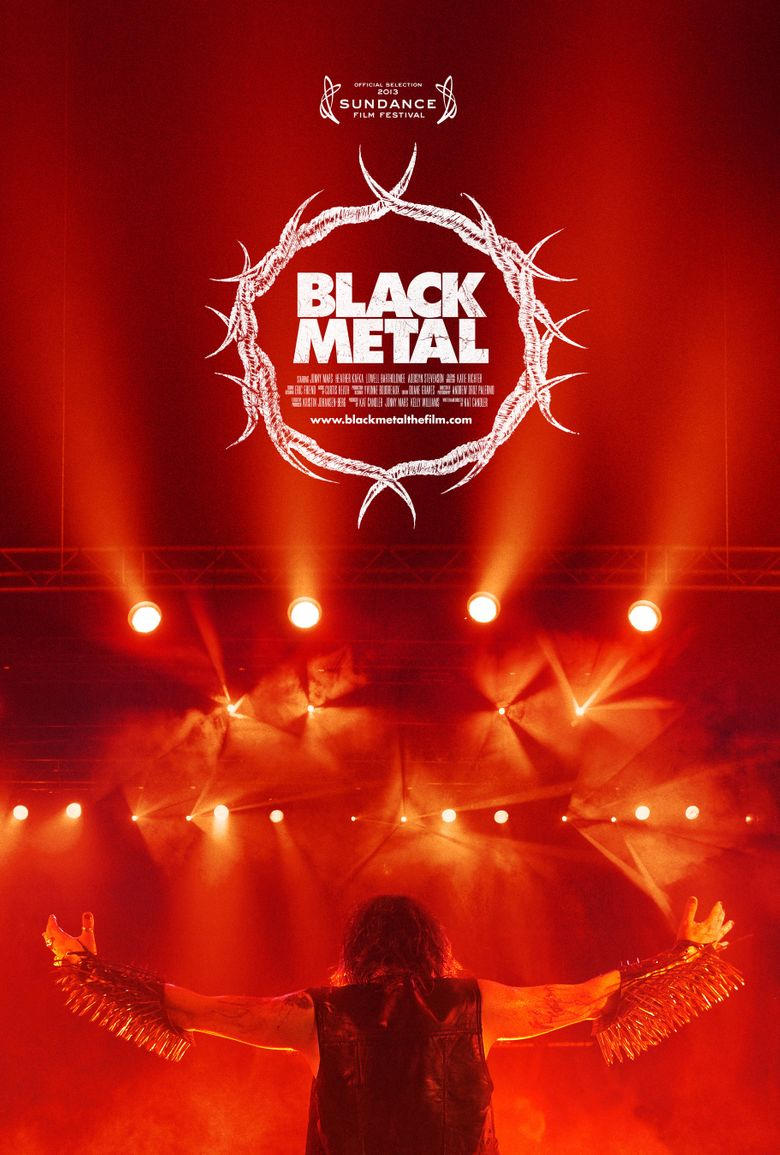 Black Metal Poster