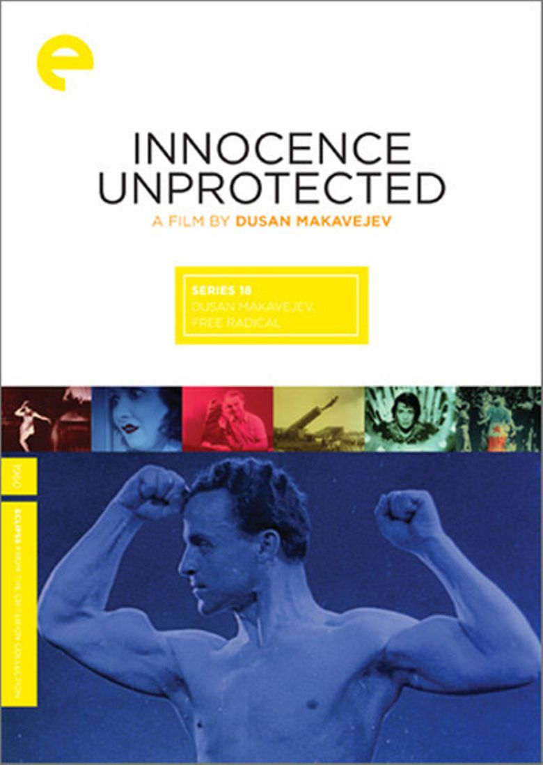 Innocence Unprotected Poster