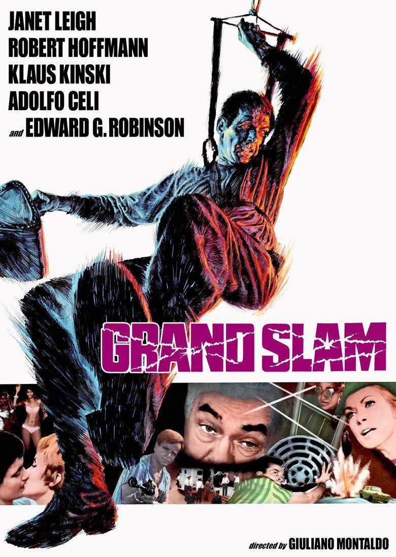 Grand Slam Poster