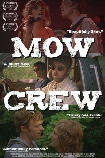 Mow Crew Poster