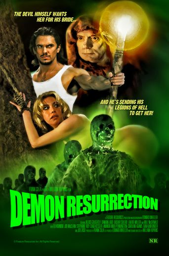 Demon Resurrection Poster