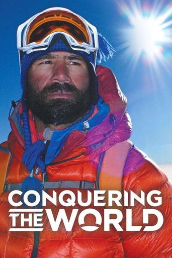 Richard Parks: Conquering the World Poster