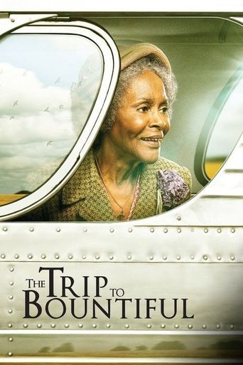 The Trip to Bountiful Poster