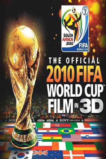 2010 FIFA World Cup Official Film: Welcome To Africa Poster