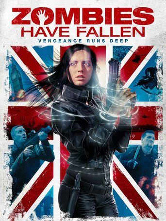Zombies Have Fallen Poster